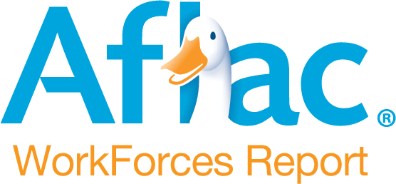 Aflac WorkForces Report logo