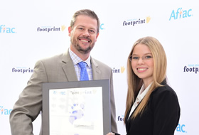 Footprints honoree: Francesca Arnaudo
