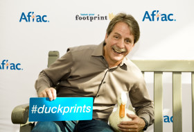 Footprints honoree: Jeff Foxworthy