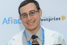 Footprints honoree: Jonathan Fish, MD