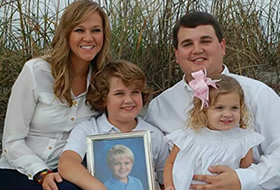 Footprints honoree: The Teal Family