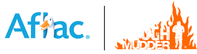 Aflac | Tough Mudder partnership logo lockup