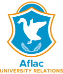 Aflac University Relations logo